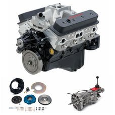 Chevrolet Performance CPSSP383T56 SP383 435HP with T56 Transmission Package