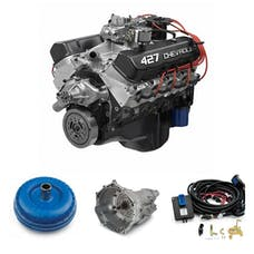 Chevrolet Performance CPSZZ4274L70E ZZ427 with 4L70E Transmission Package