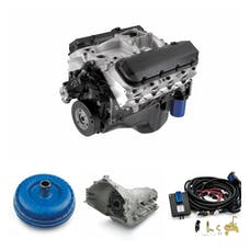 Chevrolet Performance CPSZZ4544L85E ZZ454 with 4L85E Transmission Package