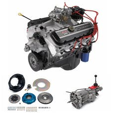 Chevrolet Performance CPSZZ502T56 BBC 502 508HP with T56 Transmission Package