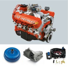 Chevrolet Performance CPSZZ6204L85E ZZ572 620HP with 4L85E Transmission Package