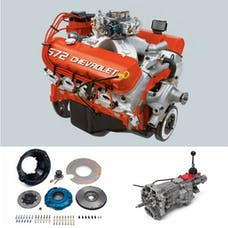 Chevrolet Performance CPSZZ620T56 ZZ572 620HP with T56 Transmission Package