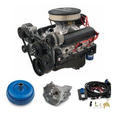 Chevrolet Performance CPSZZ6T4L65E ZZ6 350 Deluxe with 4L65E Transmission Package