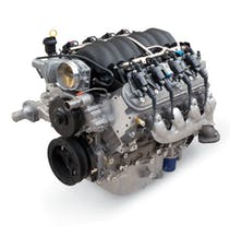 Chevy LS 376 495HP Crate Engine 19370411