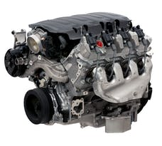 Chevy Gen V LT1 460HP DRY Crate Engine 19329997