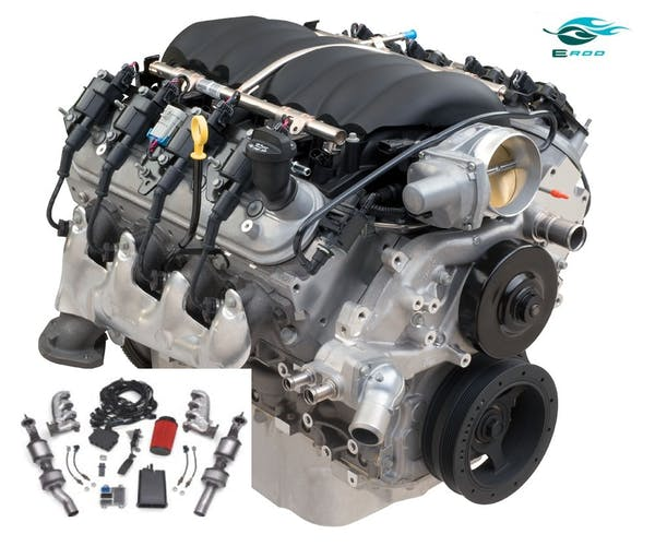 Chevy LS3 430HP E-ROD Crate Engine Package 19370415