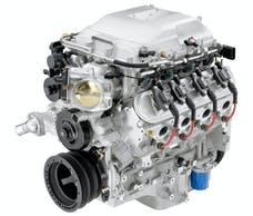 Chevy LSA 556HP E-ROD Crate Engine Package 19416892