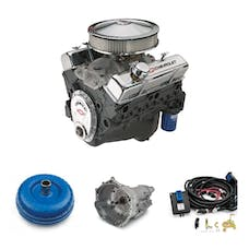Chevrolet Performance CPS290HP4L65E 350 290HP with 4L65E Transmission Package