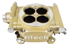 FiTech 30005 Easy Street 600HP Self Tuning Carb Swap EFI System
