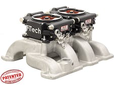 FiTech 30064 1200HP Boost Ready Dual Quad Carb Swap EFI System