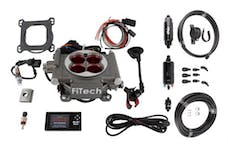 FiTech 31003 400HP EFI System with In-Line Pump Kit