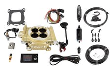 FiTech 31005 600HP Easy Street EFI System with In-Line Pump Kit