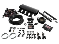 FiTech 70014 750HP EFI Intake with Engine & Trans Controller