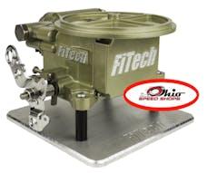 FiTech 39001 Classic Gold 400HP Go EFI 2 Barrel System
