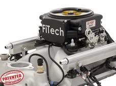 FiTech 37854 Small Block Chevy 200-550 HP Go Port Fuel Injection Package