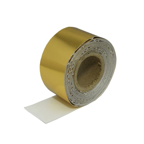 Heatshield Products 344004 Cold-Gold Tape, 1-1/2 in x 20 ft