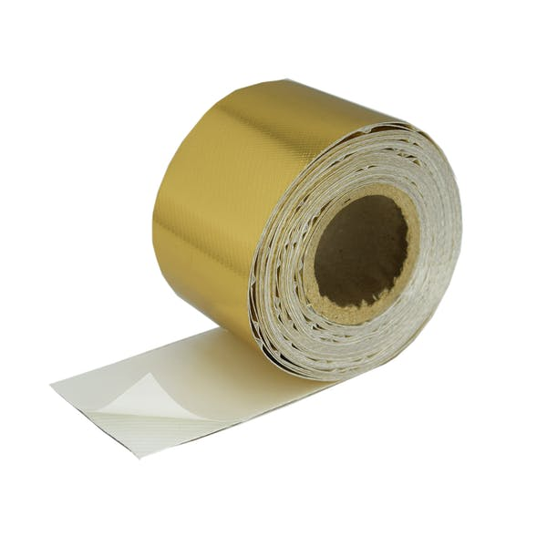 Heatshield Products 344008 Cold-Gold Tape, 2 in x 25 ft