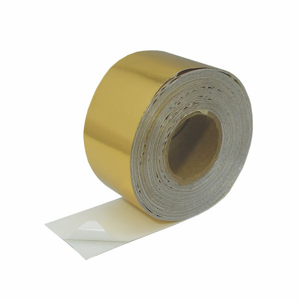 Heatshield Products 344009 Cold-Gold Tape, 2 in x 50 ft