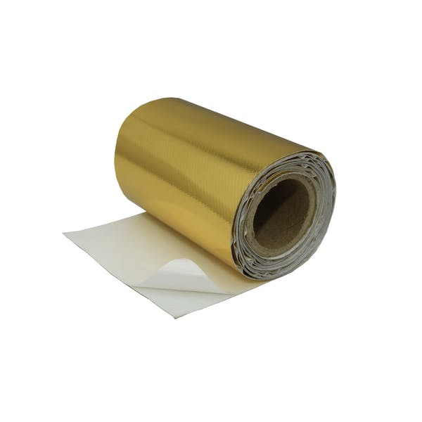 Heatshield Products 344014 Cold-Gold Tape, 4 in x 10 ft