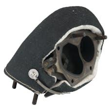 Heatshield Products Black Stealth Turbo Shield