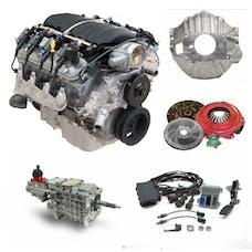 LS3 480HP & 5 Speed TKO-600 Trans Package CPSLS3480TKO