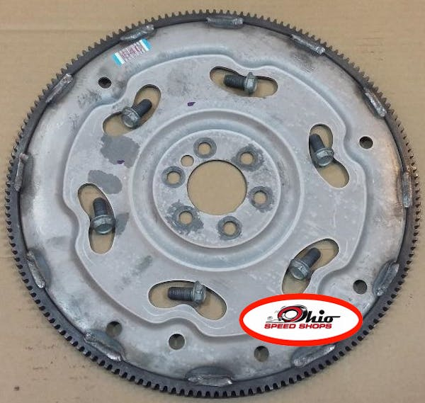 Ohio Speed Shops OSS-12654640 New Take-Off LS 6-Bolt Flexplate Package