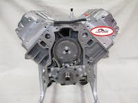 Chevy LS 376 430HP Long Block Crate Engine 19470416