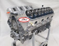 Chevy LS 376 495HP Long Block Crate Engine 19470411