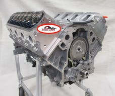 Chevy LS 376 525HP Long Block Crate Engine 19470413