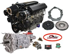 Dyno Tested LS3 440HP & 6 Speed Trans Package OSSLS3440DFBT56