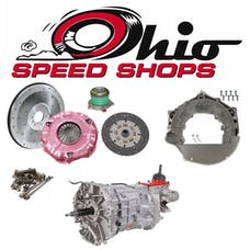 Ohio Speed Shops OSSLS4506T56 Tremec 6 Speed T56 Transmission Package