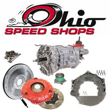 Ohio Speed Shops OSSLS5506T56 Tremec 6 Speed T56 Transmission Package
