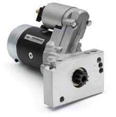 Proform 141-684 High-Torque Starter; Gear Reduction Type; 2.0KW; Fits All Chevy V8-V6 Engines