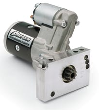 Proform 66256 High-Torque Starter; Gear Reduction Type; 1.4KW; Fits Chevy V8-V6 Engines
