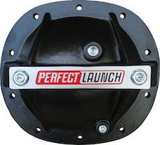 Proform 66667 Differential Cover; 'Perfect Launch' Model; Fits GM 7.5; Aluminum; Black