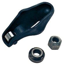 Proform 66906B Engine Roller Rocker Arm Set; 1.5 Ratio 3/8 Stud; Stamped Steel; Fits SB Chevy