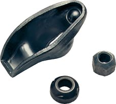 Proform 66921 Engine Rocker Arms; Long-Slot Stamped Style; 1.7 Ratio; 7/16 Stud; Fits BB Chevy