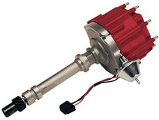 Proform 66940R HEI Distributor; Hi-Performance; Built-In Coil; Red Cap; Chevy V8 Engines 55-82