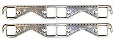 Proform 67921 Engine Header Gasket Set; Small Block Chevy; Square Port; Aluminum Material;Pair