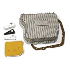 B&M 10280 CAST DEEP PAN TF727/ 518&618/48RE C