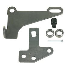 B&M 75498 BRACKET AND LEVER KIT FOR 4L60E/4L8