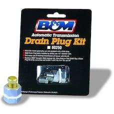 B&M 80250 DRAIN PLUG KIT