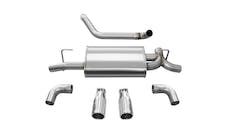 Corsa Performance 21014 Sport Axle-Back Exhaust System