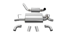 Corsa Performance 21015 Touring Axle-Back Exhaust System