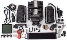 Edelbrock 1580 E-Force Supercharger for 2005-09 Mustang GT 4.6L 3V - Stage 1