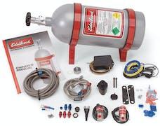 Edelbrock 70415 Nitrous Performer EFI Dry System