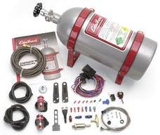 Edelbrock 71001 Nitrous Performer EFI Wet System