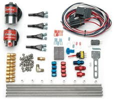 Edelbrock 71835 Nitrous Kit Super Victor 4-Cylinde Direct Port (W/E2)