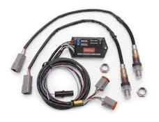 Edelbrock 91170 QwikData 2 2 Channel Wide Band O2 Kit