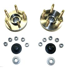 Ford Racing M-1104-AB 2015-17 MUSTANG FRONT WHEEL HUB KIT WITH ARP STUDS